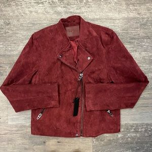 Blank NYC suede jacket NWT